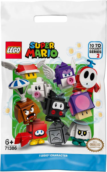LEGO 71386 SUPER MARIO CHARACTER PACKS SERIES 2