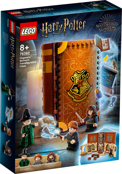 LEGO 76382 HARRY POTTER HOGWARTS MOMENT: TRANSFIGURATION CLASS