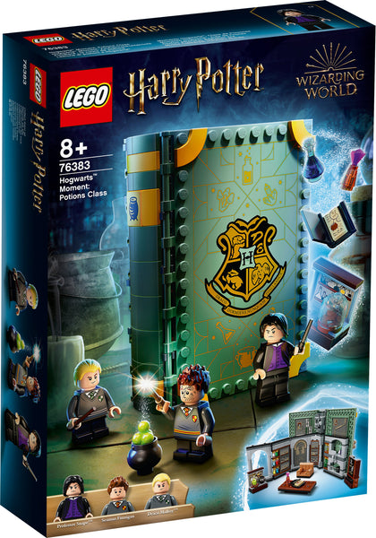 LEGO 76383 HARRY POTTER HOGWARTS MOMENT: POTIONS CLASS