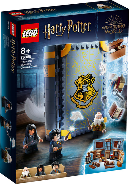 LEGO 76385 HARRY POTTER HOGWARTS MOMENT: CHARMS CLASS
