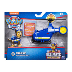 PAW PATROL ULTIMATE RESCUE MINI VEHICLE CHASE'S MINI HELICOPTER