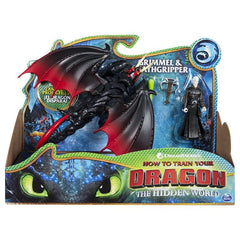 DRAGONS DRAGON & VIKING GRIMMEL & DEATHGRIPPER