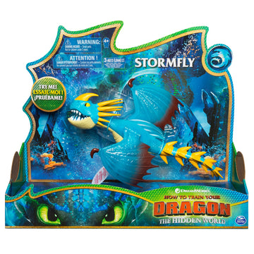 Dragons Deluxe Dragon Stormfly - Toyworld