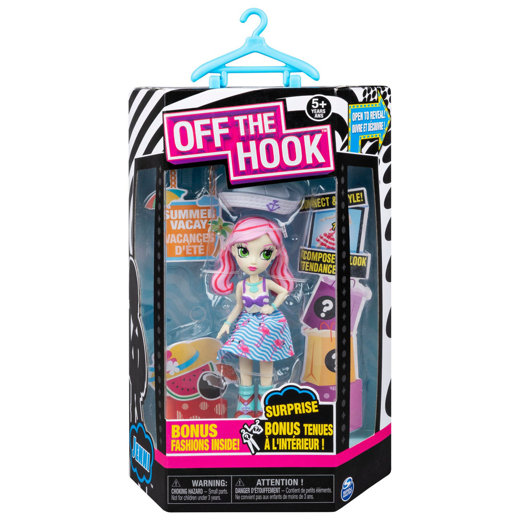 OFF THE HOOK STYLE DOLL JENNI