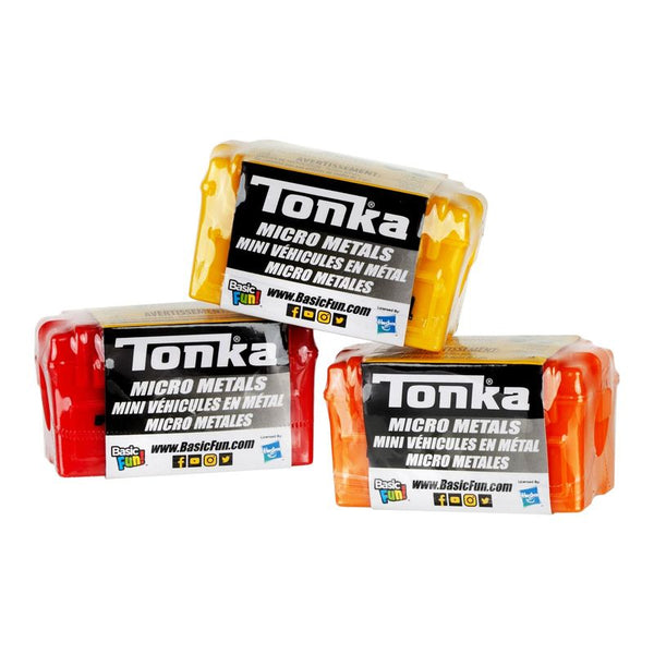 TONKA MICRO METALS SINGLE PACK ASSORTED STYLES
