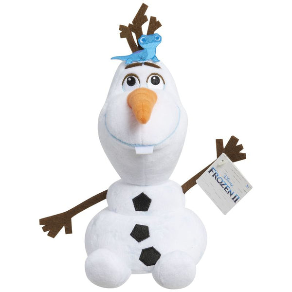 DISNEY FROZEN II SMALL PLUSH OLAF