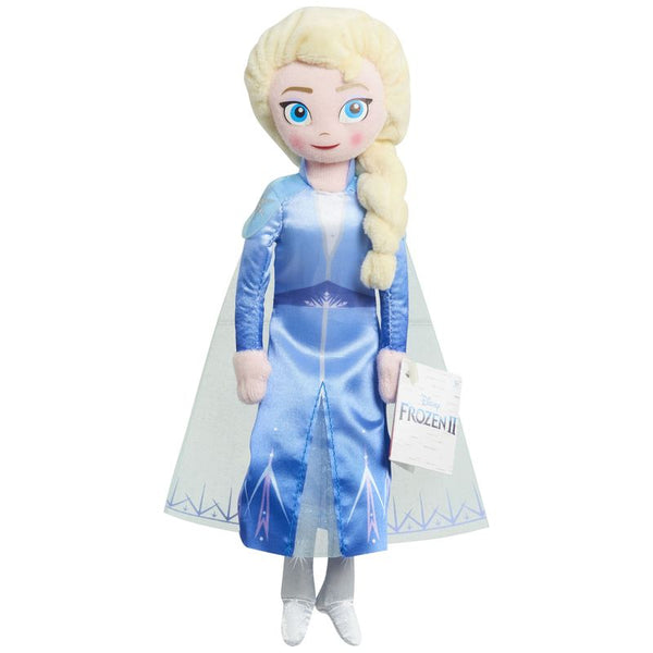 DISNEY FROZEN II SMALL PLUSH ELSA