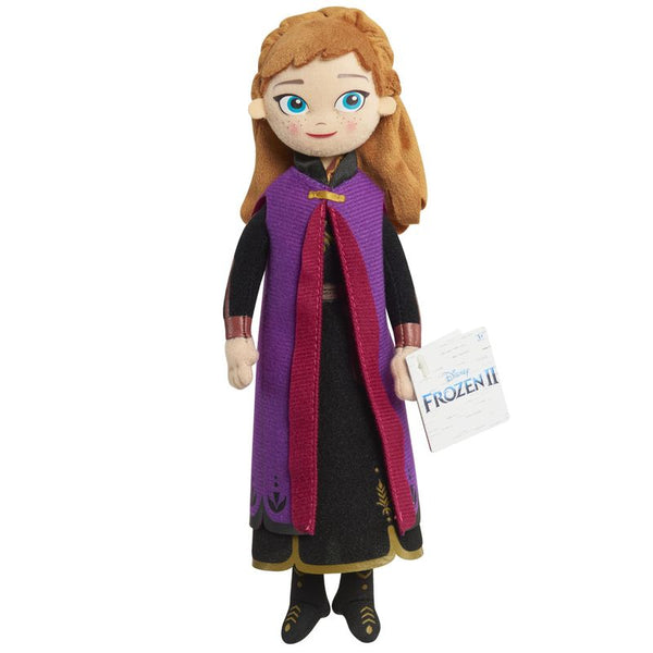 DISNEY FROZEN II SMALL PLUSH ANNA