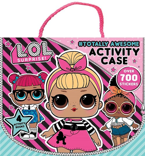 Lol Surprise Totally Awsome Activity Case - Toyworld