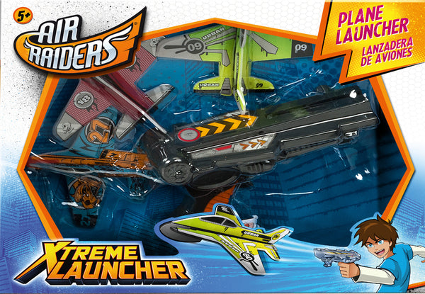 Air Raiders Xtreme Launcher Asst - Toyworld