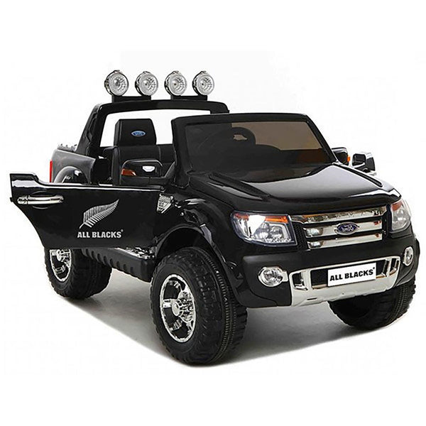 ALL BLACKS FORD RANGER 12V 2WD RIDE-ON