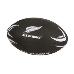 "ALL BLACKS 3"" FOAM RUGBY BALL"