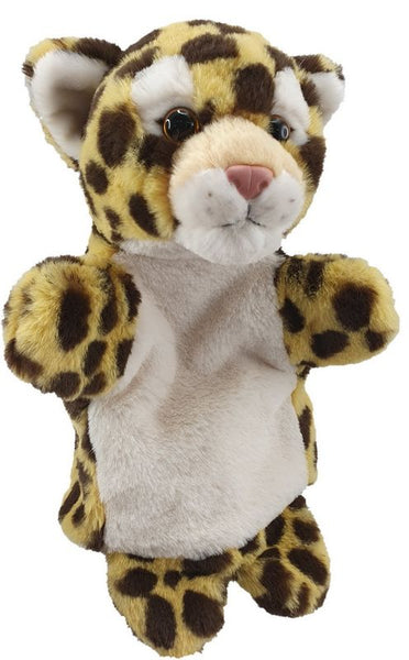 Antics Wild Ones Hand Puppet Cheetah - Toyworld