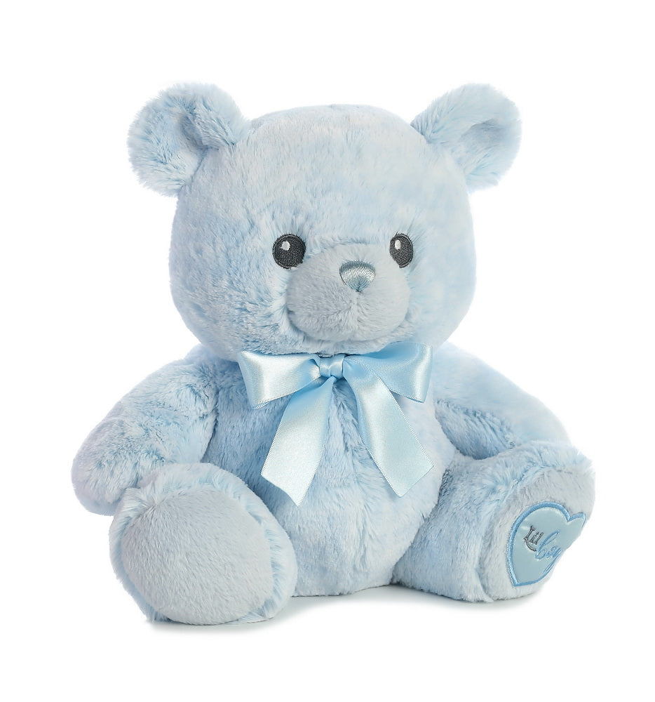 Aurora Ebba Baby Lil Boy Bear - Toyworld