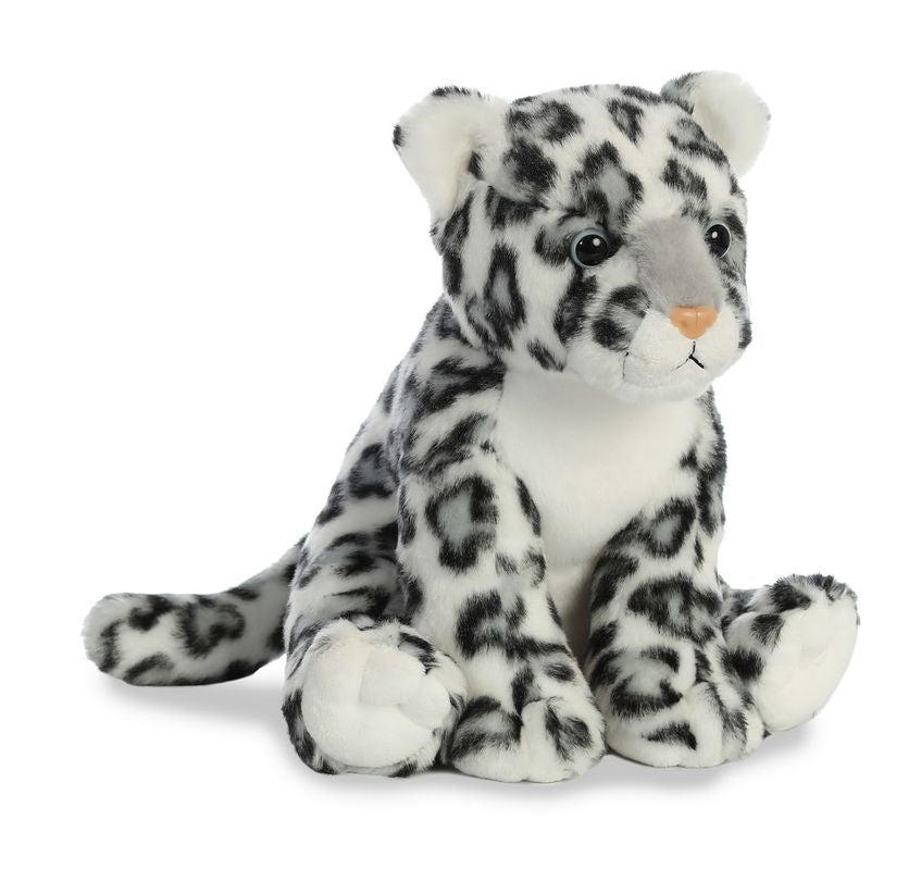 AURORA DESTINATION NATION SNOW LEOPARD 30CM