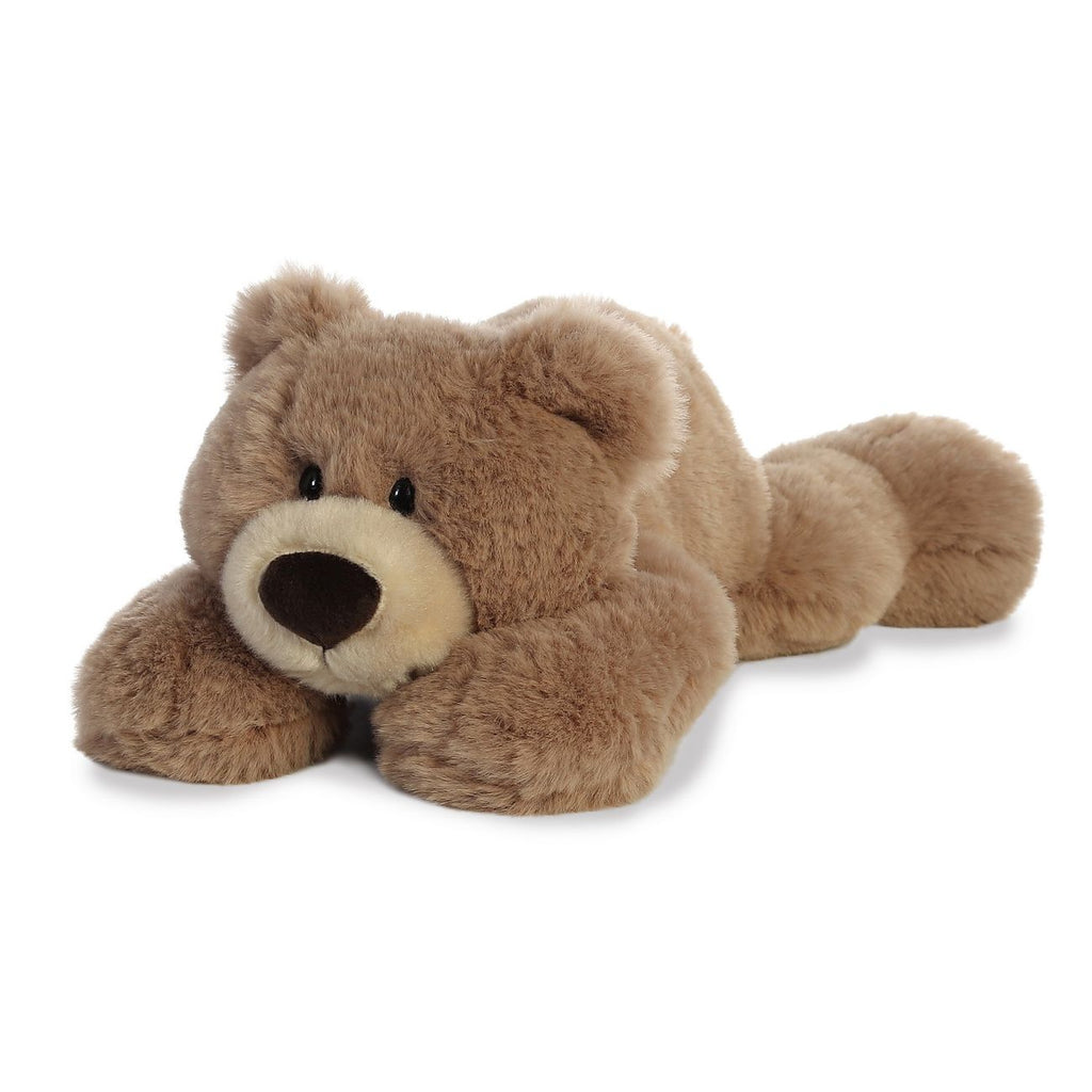 Aurora Hugga Wug Bear Taupe Small - Toyworld