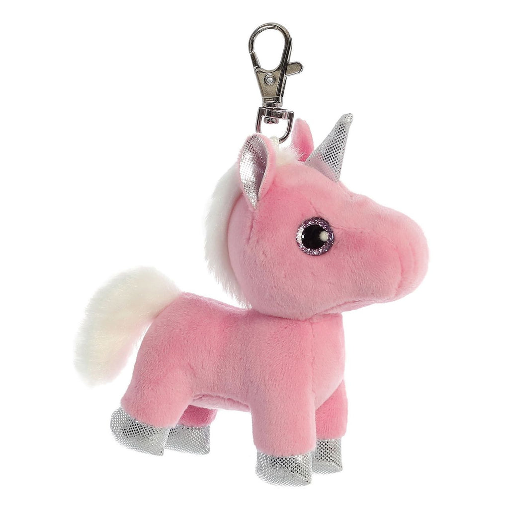 AURORA SPARKLE TALES BLOSSOM UNICORN CLIP ON