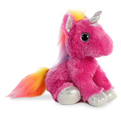 Aurora Sparkle Tales Cosmic the Pink Unicorn Asst - Toyworld