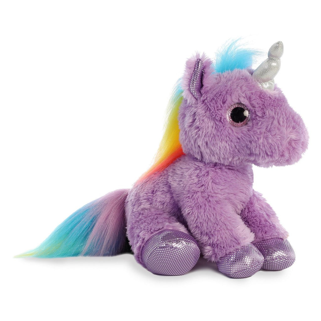 AURORA SPARKLE TALES ELECTRA THE PURPLE UNICORN ASST