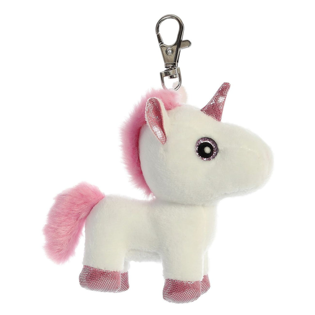 Aurora Sparkle Tales Lolly Unicorn Clip on - Toyworld