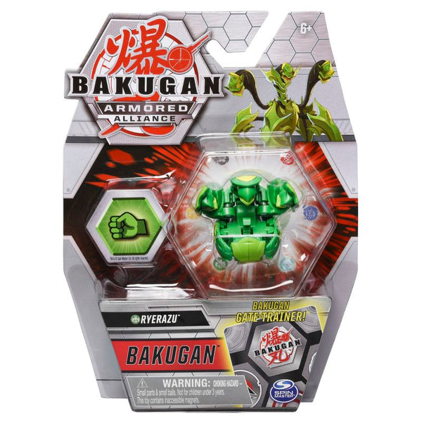 BAKUGAN ARMORED ALLIANCE CORE 1 PACK SERIES 2 RYERAZU