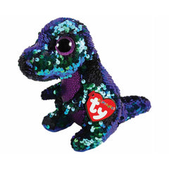 TY BEANIE BOOS FLIPPABLES CRUNCH THE UNICORN - Toyworld NZ