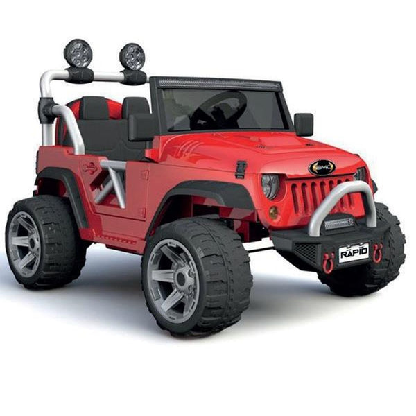 BMC RAPID RED 12V 2WD RIDE-ON