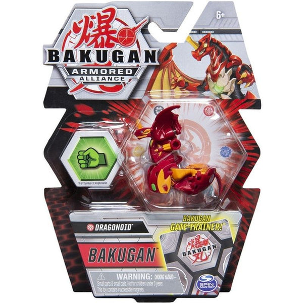 Bakugan Armored Alliance Core 1 Pack Series 2 Dragonoid - Toyworld