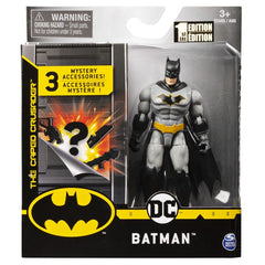 Batman Dc Basic Figure Batman Grey - Toyworld