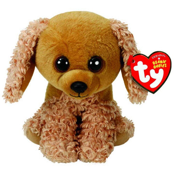 Ty Beanie Boos Babies Sadie the Cocker Spaniel Dog - Toyworld