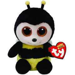 TY BEANIE BOOS BUZBY THE BEE - Toyworld NZ