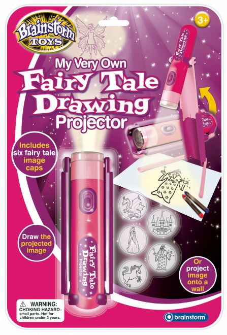Brainstorm Toys My Very Own Fairy Tale Drawing Projector - Toyworld