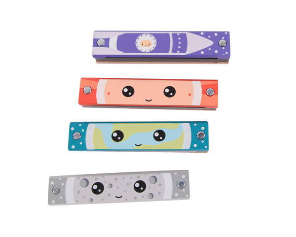 CLASSIC WORLD HARMONICA ASSORTED STYLES