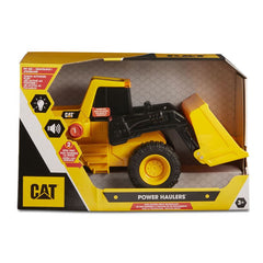 Cat Power Haulers Wheel Loader - Toyworld