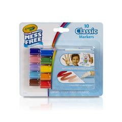 CRAYOLA COLOR WONDER MESS FREE MARKERS 10PK