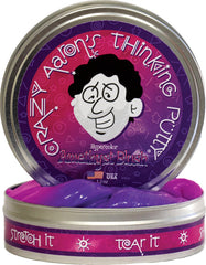 CRAZY AARON'S HYPERCOLOR EPIC AMETHYST BLUSH PUTTY
