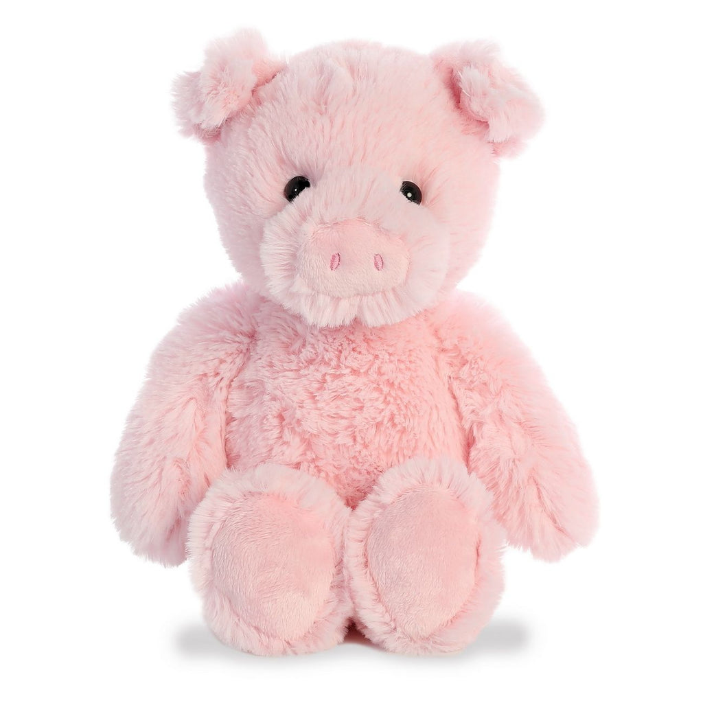 CUDDLY FRIENDS PIG 30CM