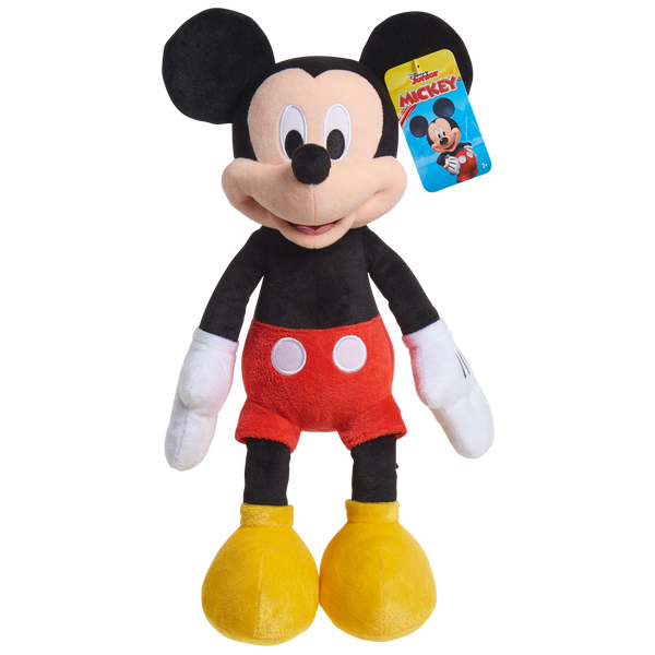 DISNEY MICKEY MOUSE MEDIUM PLUSH