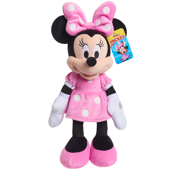DISNEY MINNIE MOUSE MEDIUM PLUSH