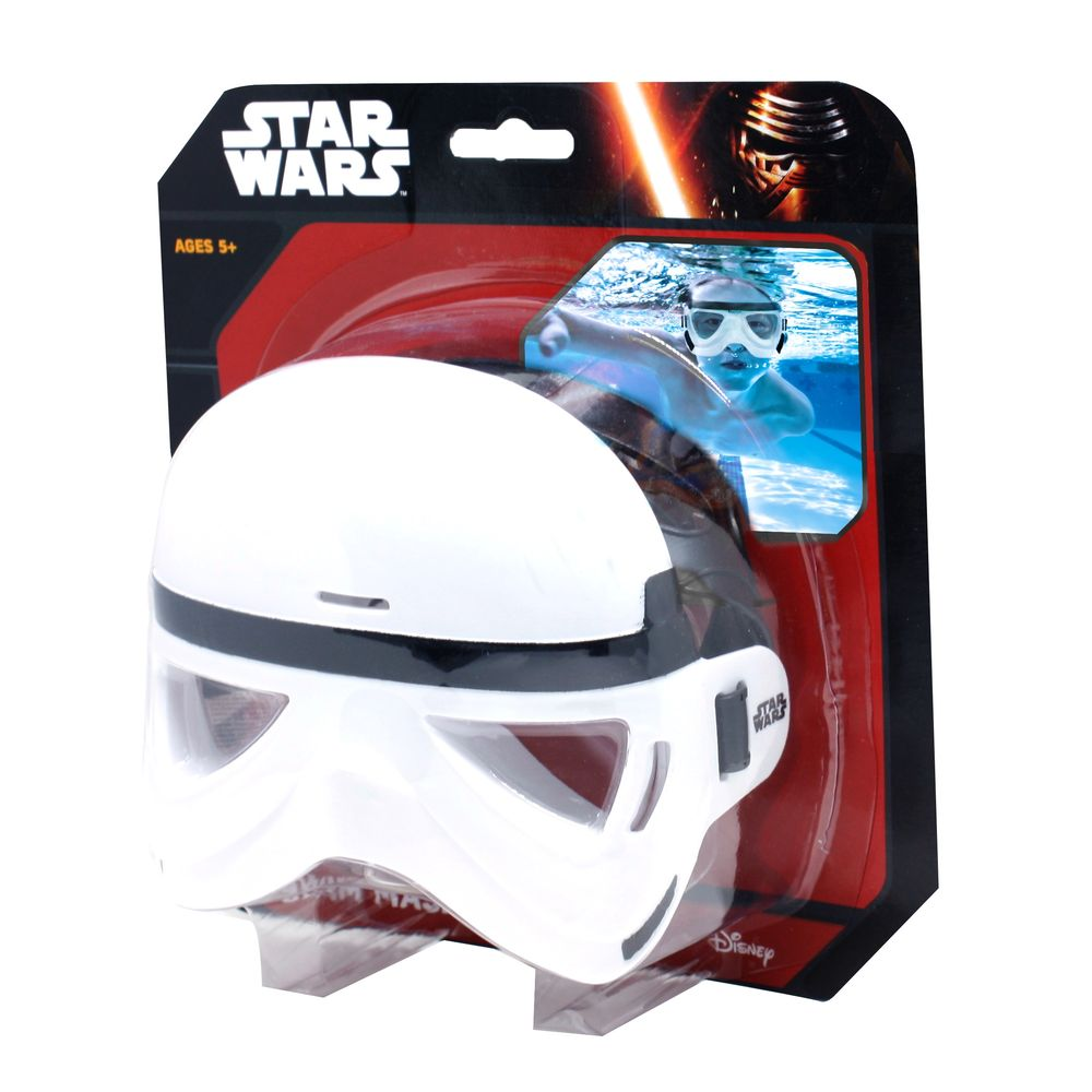 DISNEY STAR WARS SWIM MASK TROOPER