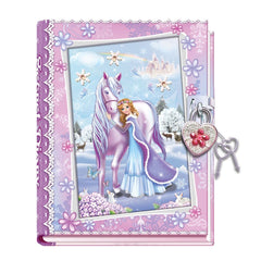 Butterfly Diary with Lock Img 1 - Toyworld