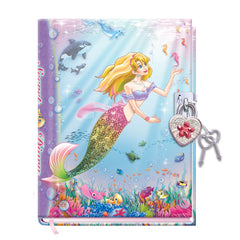 Butterfly Diary with Lock Img 2 - Toyworld