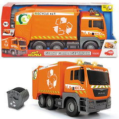 DICKIE TOYS CITY 55CM GIANT GARBAGE TRUCK