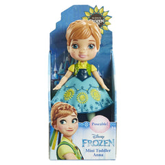 DISNEY FROZEN MINI TODDLER DOLL ANNA