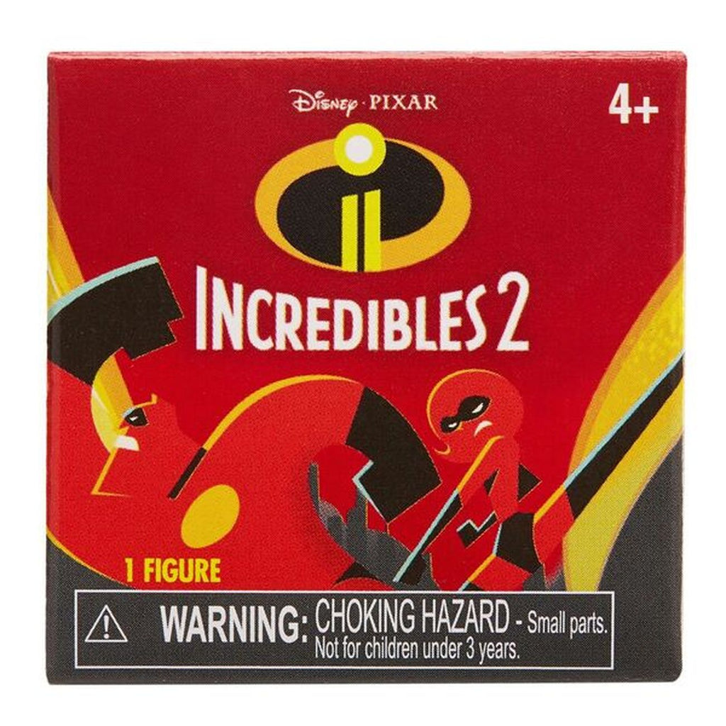 DISNEY INCREDIBLES 2 MYSTERY FIGURE BLIND BOX