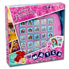 Disney Princess Match the Crazy Cube Game - Toyworld