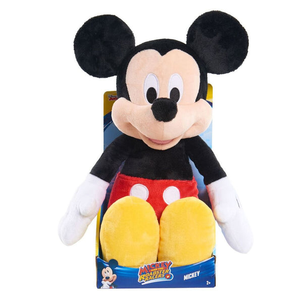 DISNEY STANDARD LARGE PLUSH MICKEY MOUSE