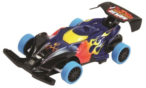 Eztec Rc Speedy Demon Blue - Toyworld