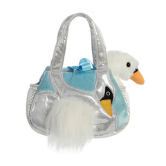 Fancy Pals Fiona Swan Pet Carrier - Toyworld