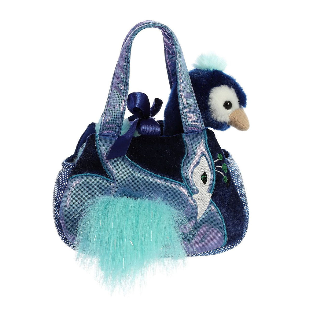 Fancy Pals Mora Peacock Pet Carrier - Toyworld
